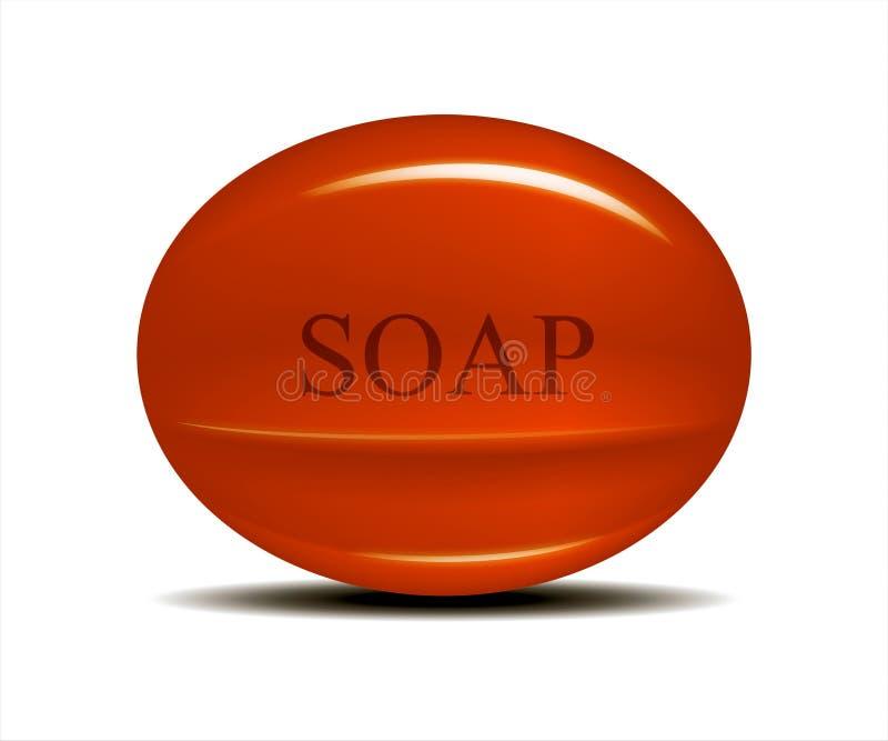 Soap Bar royalty free illustration