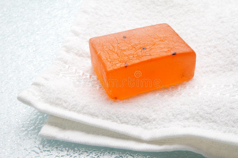 Download Soap Bar With Natural Ingredients Stock Photo - Image of perfume, clean: 25649996