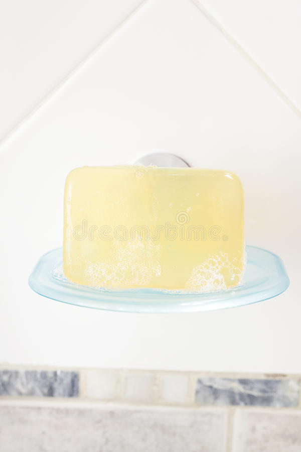 Download Soap in the bathroom stock photo. Image of sink, background - 24835350