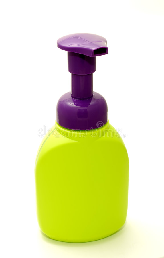 Download Soap Bottle stock image. Image of object, container, plastic - 1388451