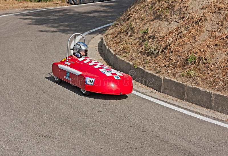 Download Soap box car editorial stock image. Image of billycart - 26005689