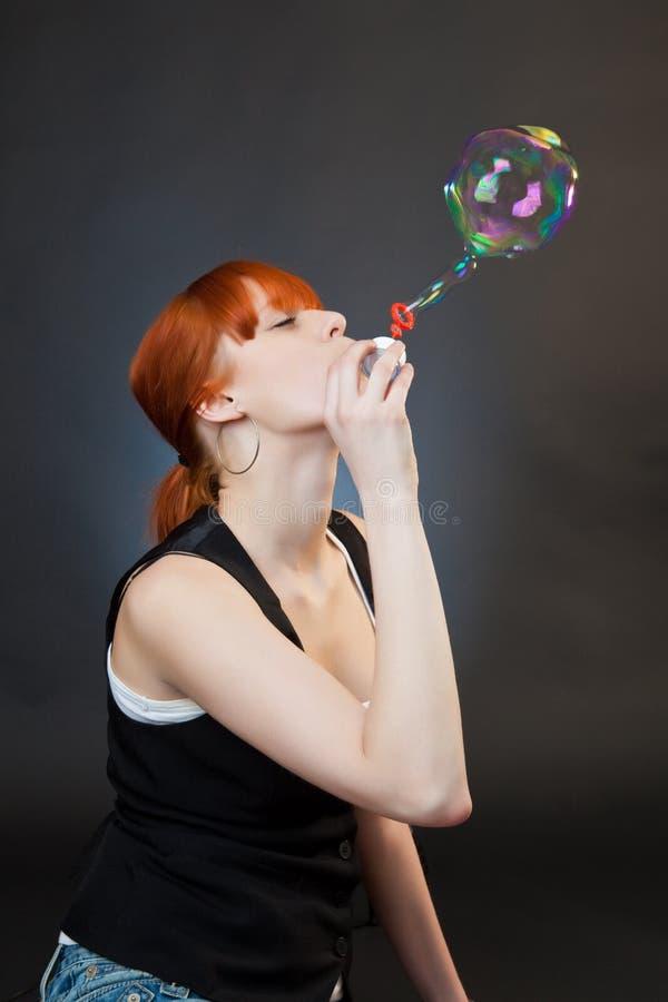 Free Soap Bubble Royalty Free Stock Photo - 14166135