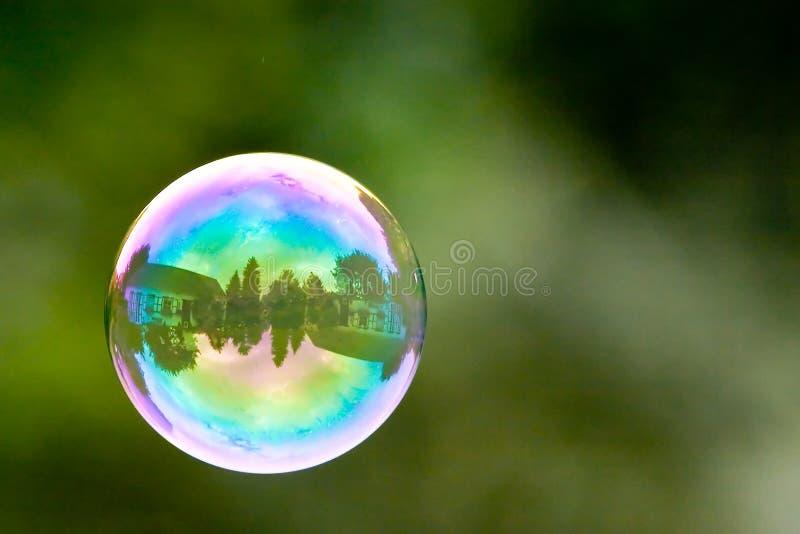 Soap bubble stock images