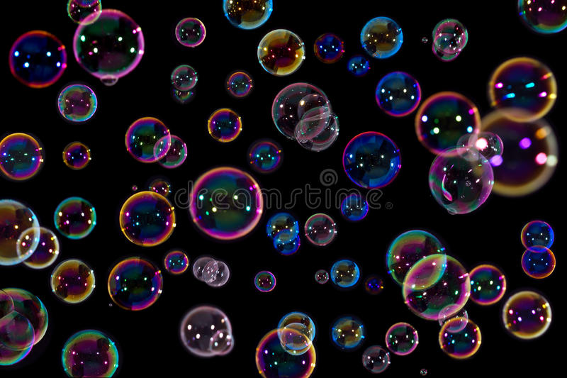 Download Soap bubbles stock photo. Image of background, innocence - 17575268