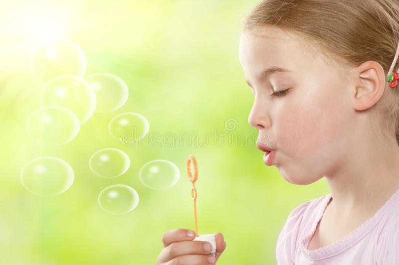 Download Soap bubbles stock photo. Image of cute, breeze, people - 20546816