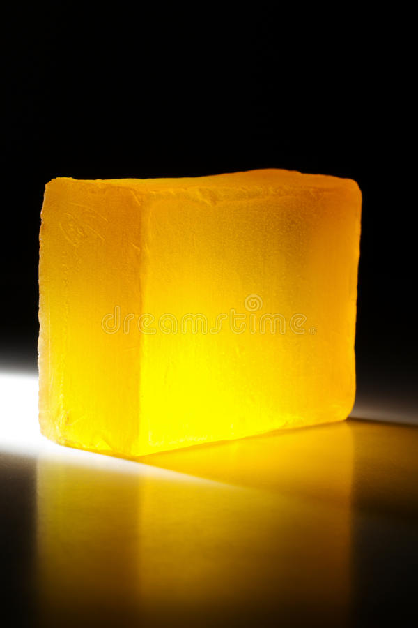 Download Soap in darkness stock photo. Image of black, hygienic - 18744852