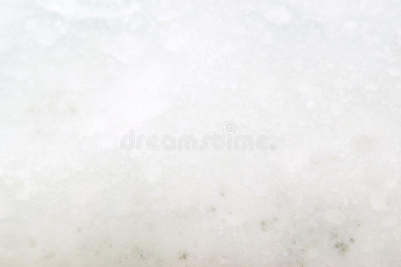 Soap foam and bubbles background. white texture.  royalty free stock images