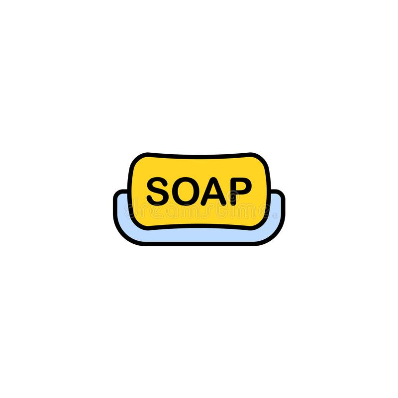 Liquid And Solid Soap Logo Template