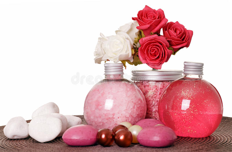 Download Soaps And Beauty Care Tools Stock Photo - Image: 26732748