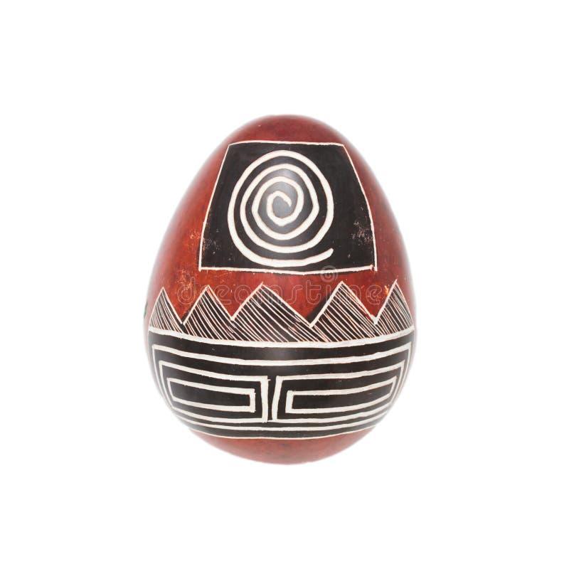 Soapstone Stone Egg stock photography
