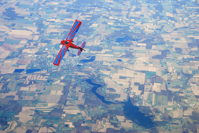 Download Soaring airplane stock photo. Image of airborne, flying - 2304852