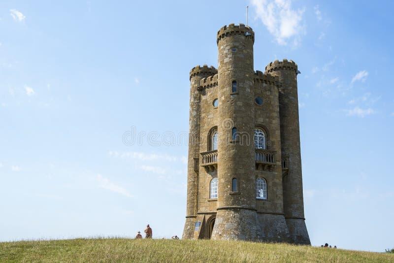 Soaring Tower stock photos