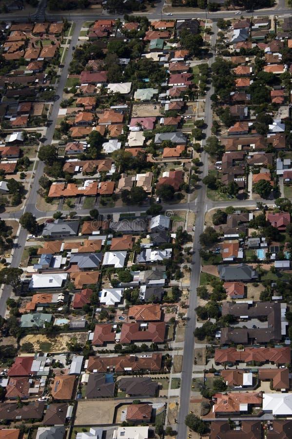 Sobborgo di Perth fotografie stock libere da diritti