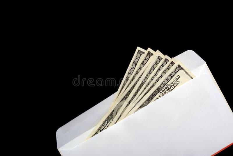 Download Soborno En Un Fondo Del Negro Del Sobre Foto de archivo - Imagen de regalo, americano: 7287586