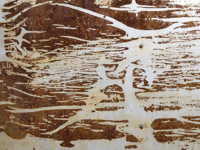 Sobras da colagem de papel como a textura II imagem de stock