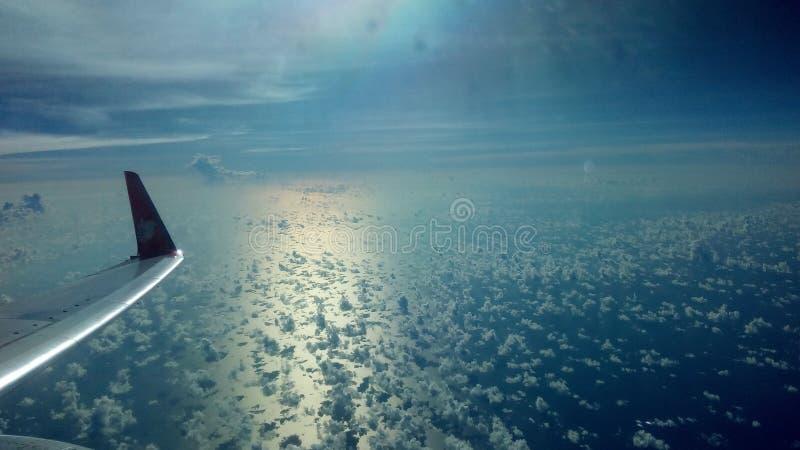 Sobre el mar fotos de archivo libres de regalías