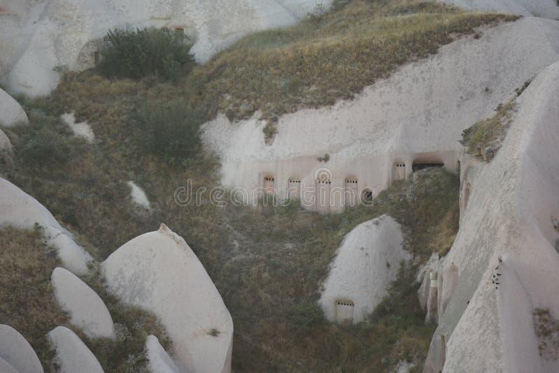 Sobre o kapadokya imagens de stock royalty free