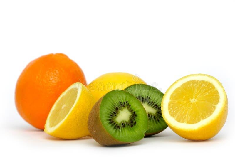 Sobrecarga da vitamina C fotografia de stock