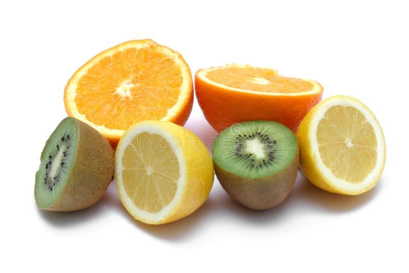 Sobrecarga de la vitamina C imágenes de archivo libres de regalías
