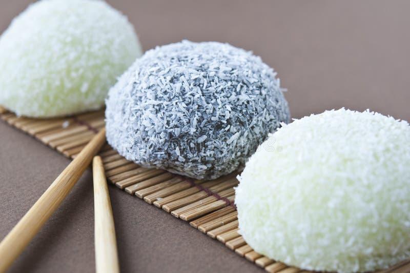 Sobremesa asiática fotos de stock