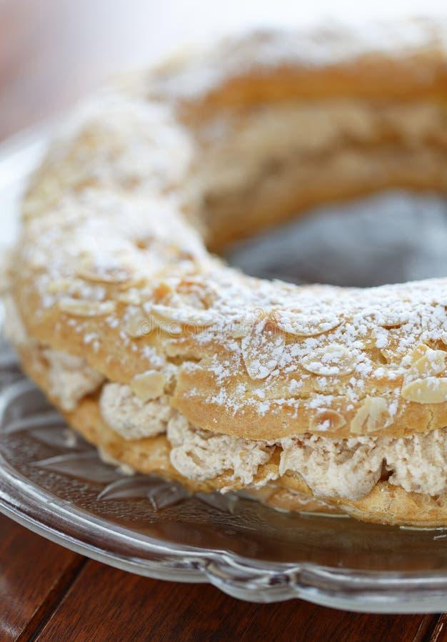 Sobremesa de Paris Bresta imagens de stock royalty free