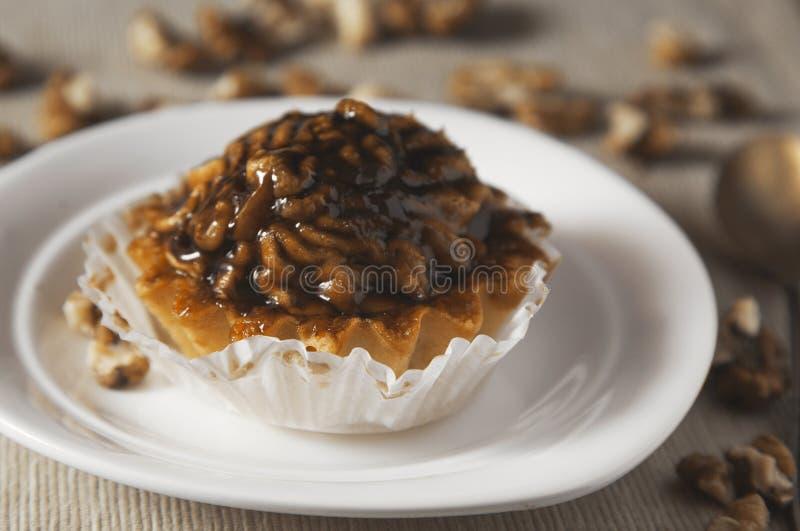Sobremesa do café da manhã fotos de stock