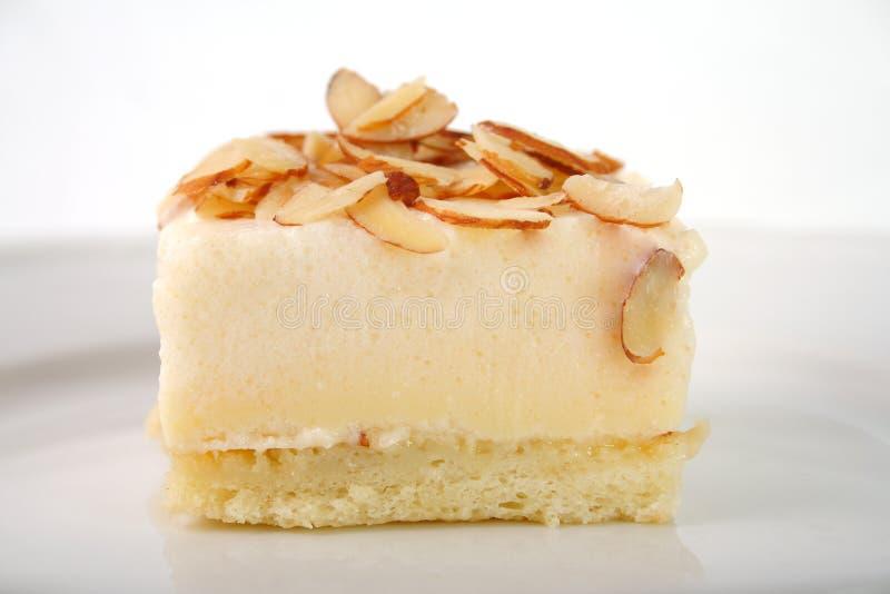 Sobremesa do Mousse imagem de stock