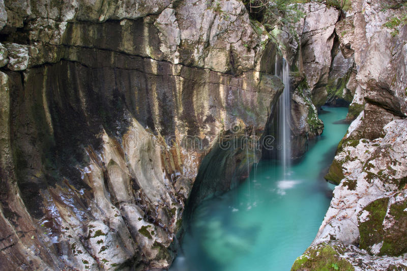 Soca great canyon stock images