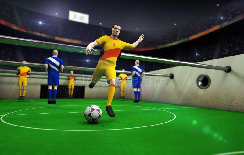 Download Soccer stock illustration. Illustration of soccer, game - 26491955