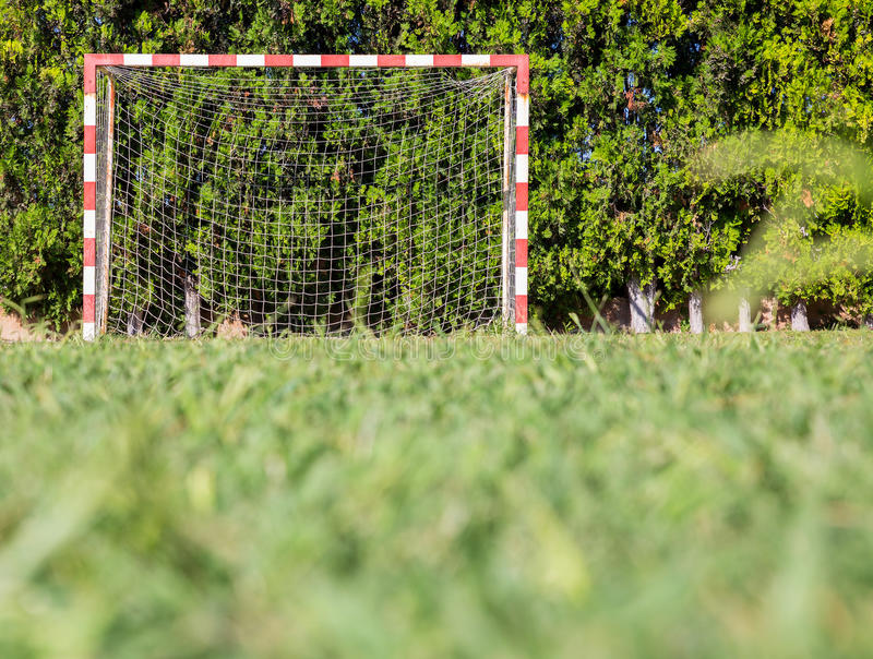 Download Soccer stock image. Image of pass, athlete, bright, goalline - 27958447