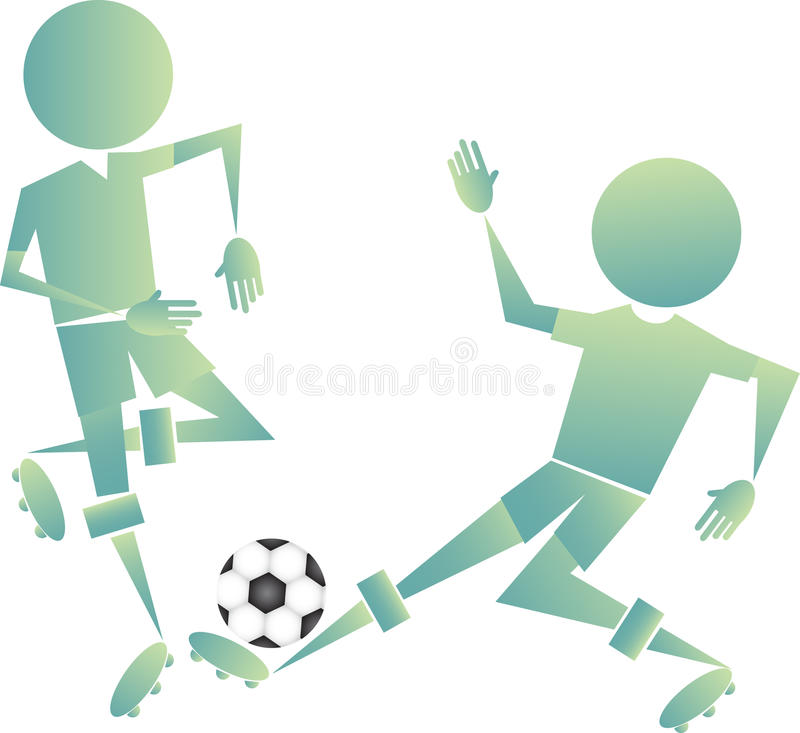 Download Soccer stock illustration. Image of active, images, child - 28502003