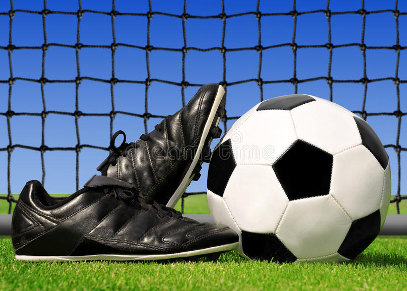 Download Soccer stock photo. Image of dirty, entertainment, background - 28872564
