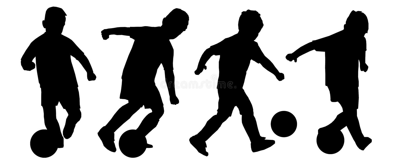 Soccer stock illustration
