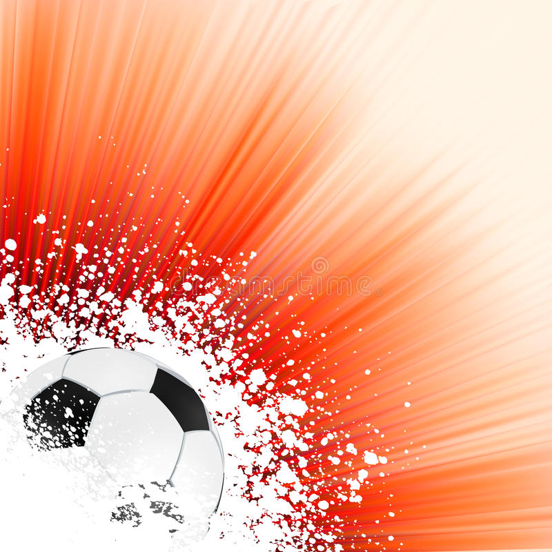 Download Soccer Background With Copyspace. EPS 8 Stock Vector - Image: 18938753