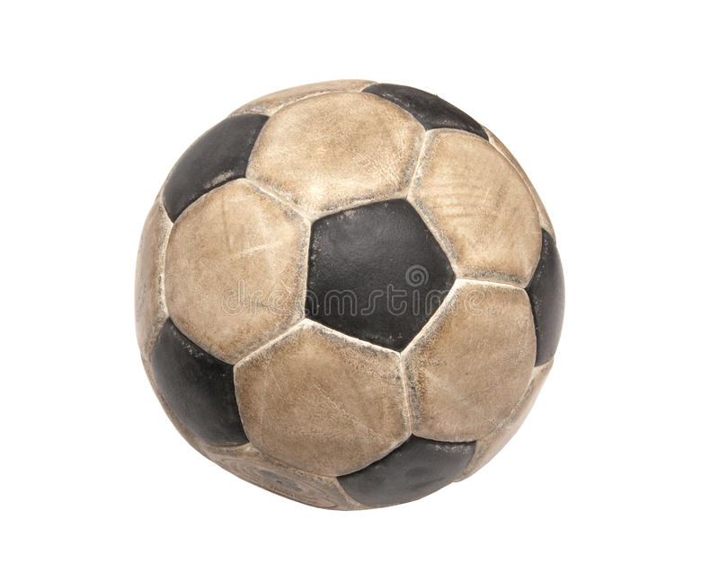 Download Soccer ball stock image. Image of shot, single, image - 14859437