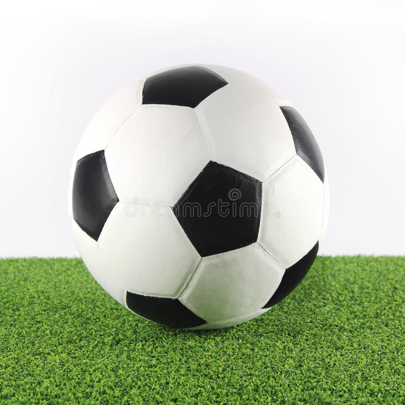 Download Soccer ball stock image. Image of field, equipment, activity - 24745747