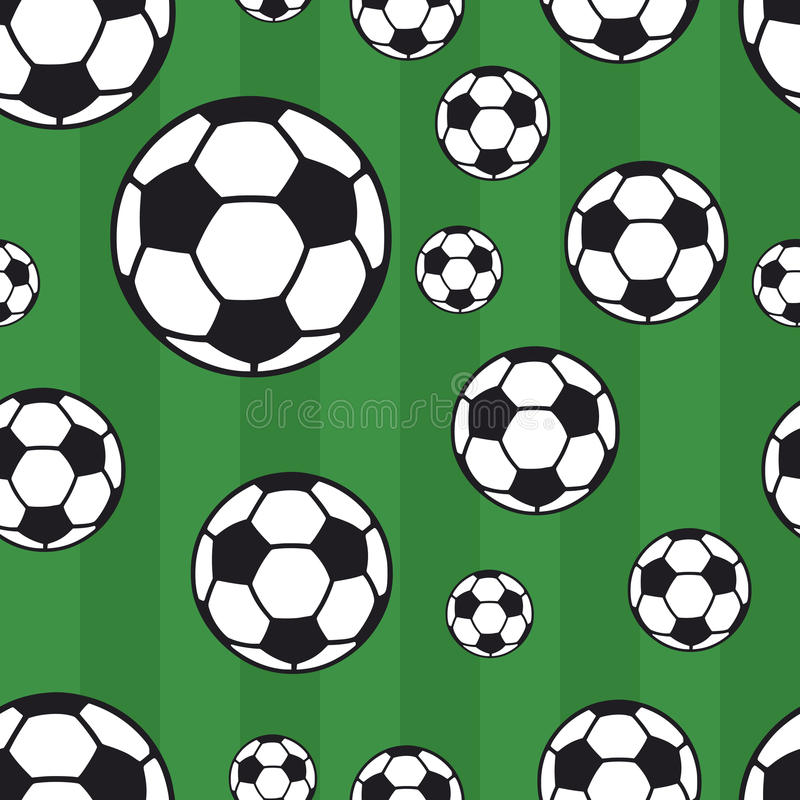Download Soccer ball stock vector. Illustration of crew, competition - 25122327