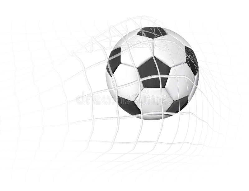 Download Soccer Ball stock vector. Image of playful, recreation - 29534857
