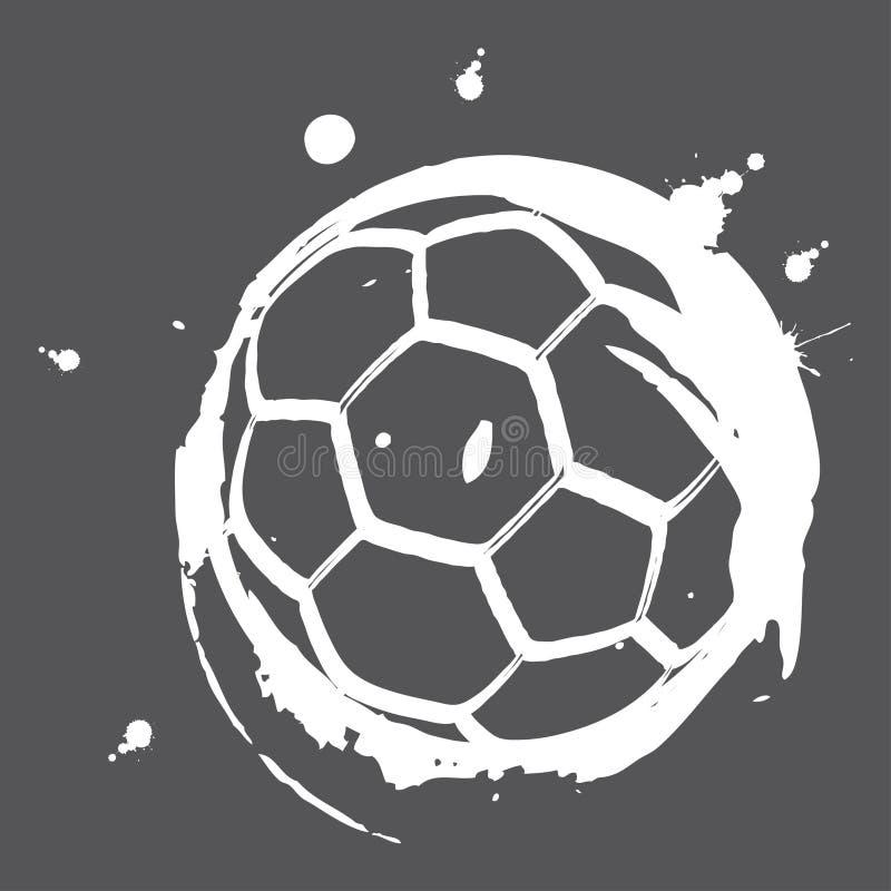 Soccer ball 5 vector illustration