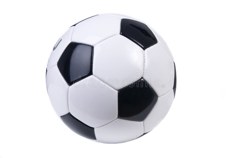 Download Soccer Ball stock image. Image of sports, sphere, leather - 8188939