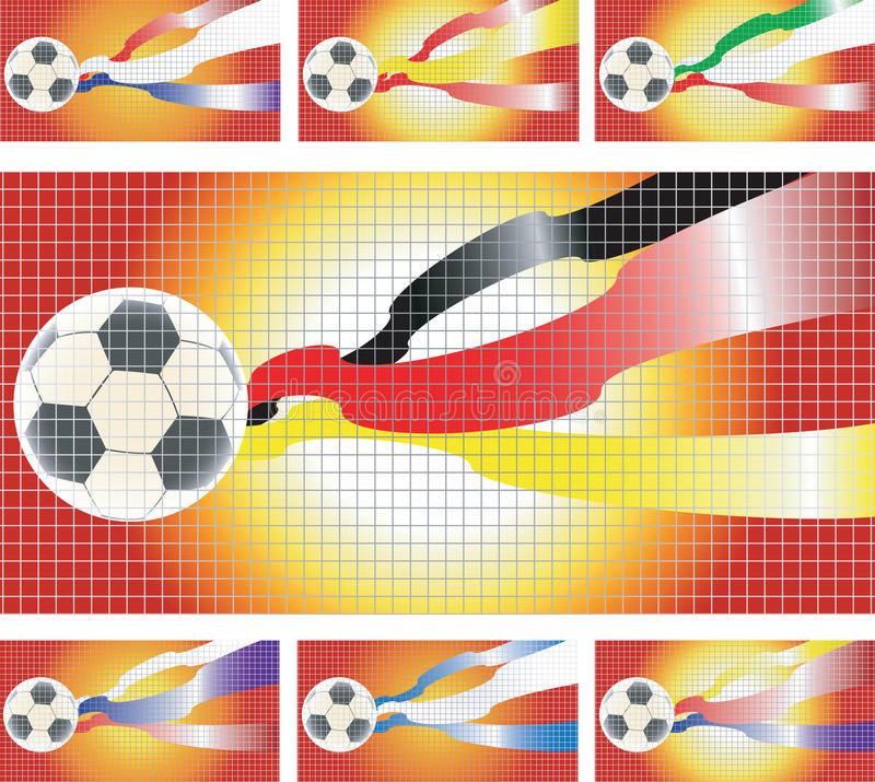 Download Soccer Ball Background. Royalty Free Stock Photos - Image: 19230768