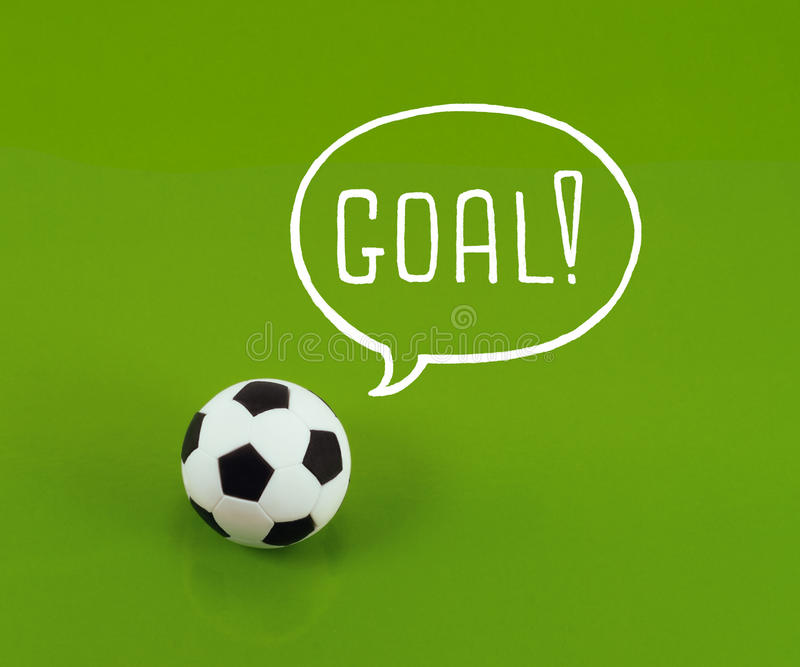 Download Soccer ball dream stock image. Image of creativity, ideas - 37164317