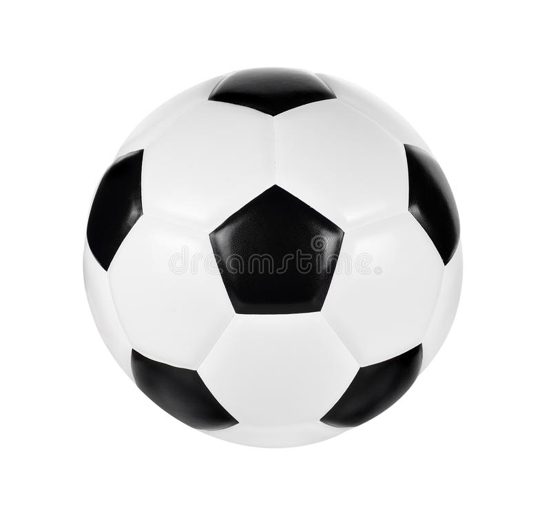 Soccer ball stock photos