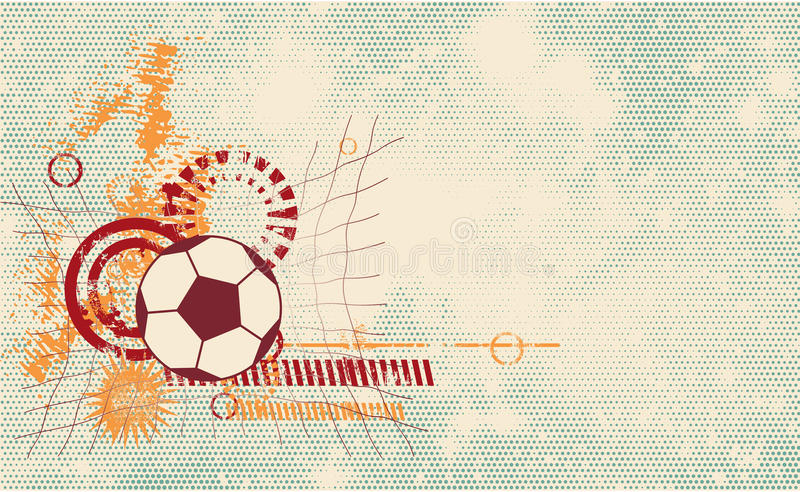 Download Soccer Ball Modern Template Stock Vector - Image: 39529259