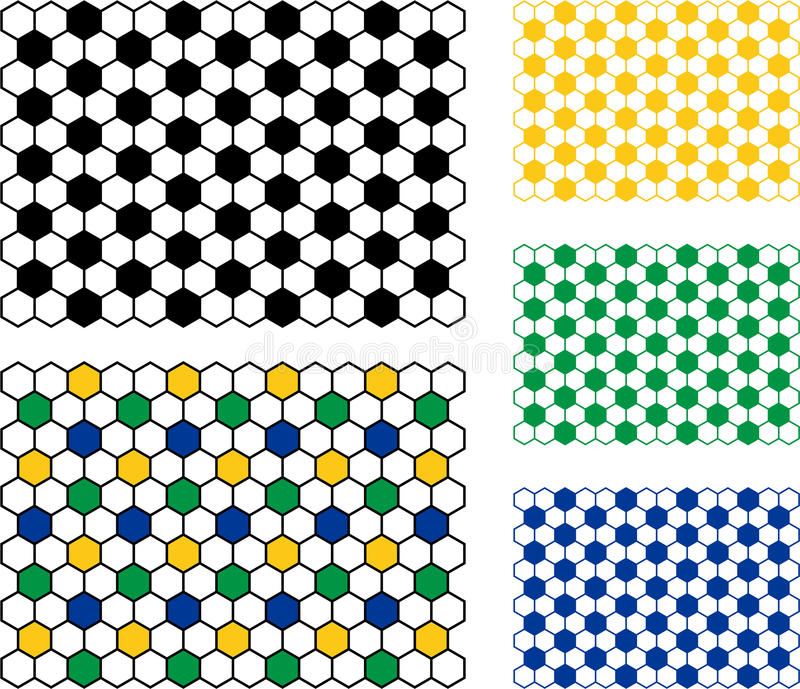 Download Soccer Ball Pattern Royalty Free Stock Photos - Image: 36876938