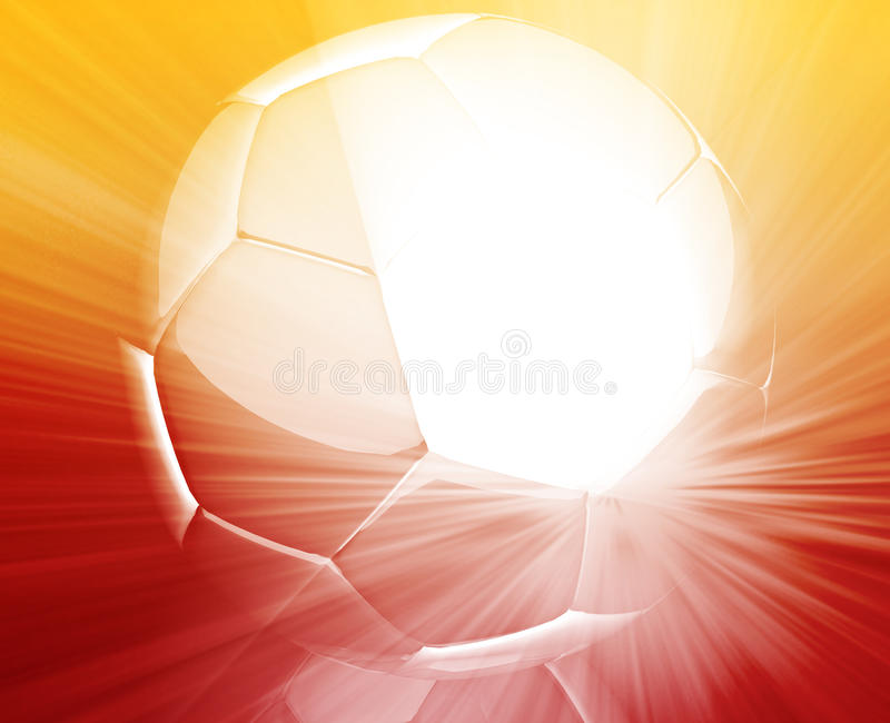 Download Soccer Ball Wallpaper Stock Images - Image: 12459614