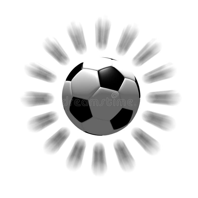Soccer balls royalty free stock photography