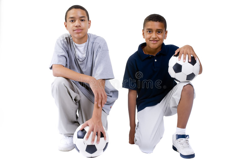 Download Soccer Boy stock image. Image of achievement, teen, knowledge - 3367157
