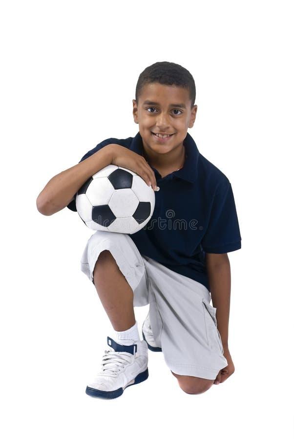 Soccer Boy royalty free stock photography
