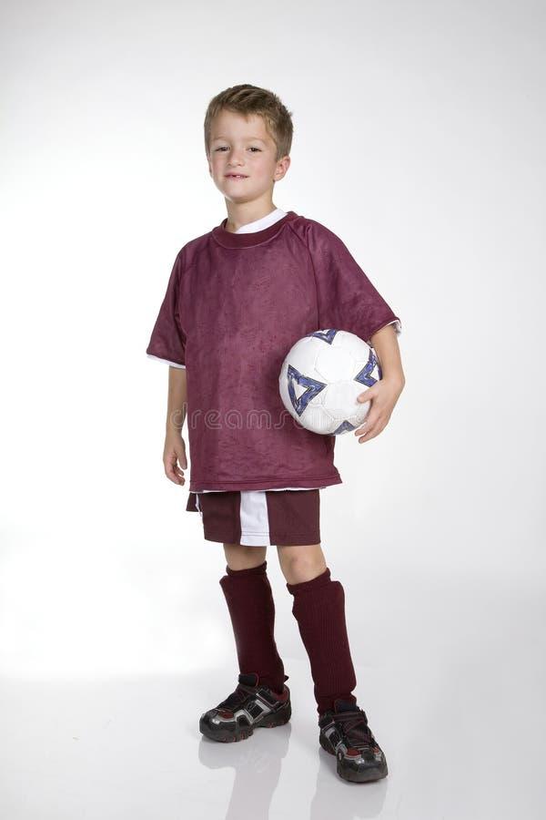 Download Soccer Boy stock photo. Image of football, striker, team - 8607130